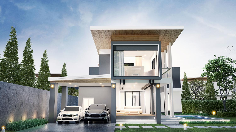 แบบบ้าน AR-012